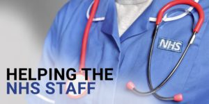 helping the NHS staff